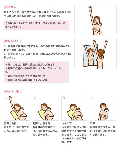 初期 症状 痛み 乳がん