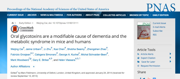 Oral_glycotoxins_are_a_modifiable_cause_of_dementia_and_the_metabolic_syndrome_in_mice_and_humans