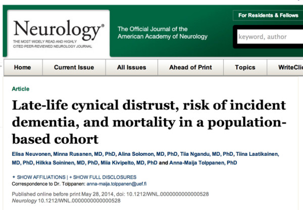 Late-life_cynical_distrust__risk_of_incident_dementia__and_mortality_in_a_population-based_cohort
