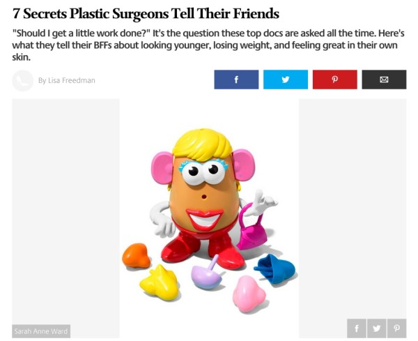 What_Plastic_Surgeons_Tell_Their_Friends_-_Health_Tips_From_Doctors