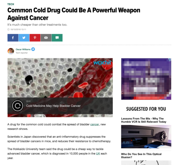 common_cold_drug_could_be_a_powerful_weapon_against_cancer___huffington_post