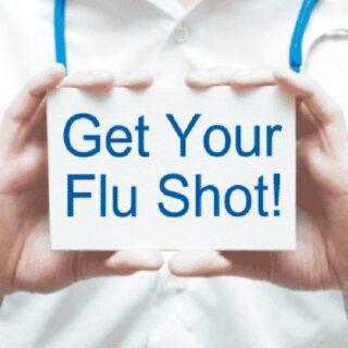 インフルエンザ予防接種は受けない派の人たちへ