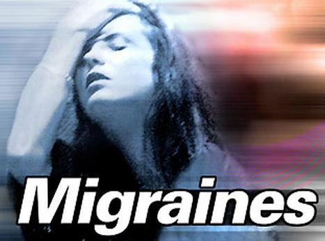 偏頭痛のイメージ画像