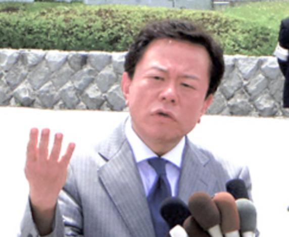 眼瞼下垂の症状 猪瀬東京都知事