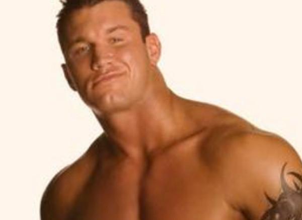 WWE若いオートン