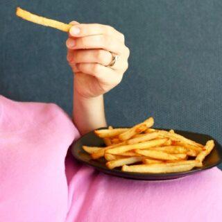 妊娠中の揚げ物は糖尿病リスクを高めてしまう