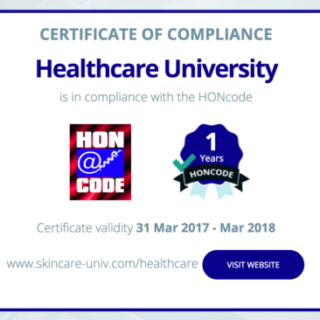 HONConduct617962_-_Healthcare_University_-_HONcode_certificate__The_health_website_respects_the_eight_HONcode_principles-e1493474287622
