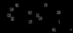 ヒアルロン酸の構造
