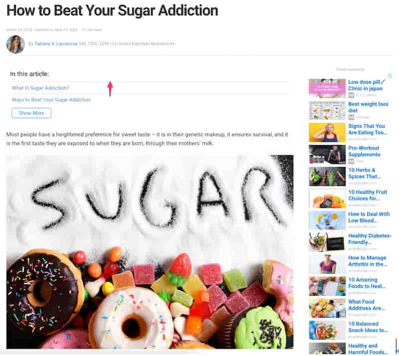 砂糖中毒を克服する方法